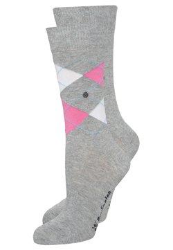 Burlington - 2 PACK - Socken - light grey