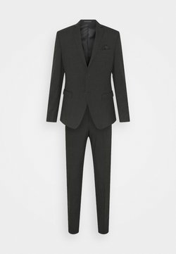 Isaac Dewhirst - SINGLE BREASTED SUIT - Anzug - green