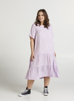 Zizzi - Freizeitkleid - light purple