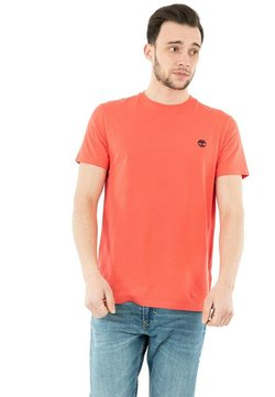 Timberland - T-Shirt basic - rouge