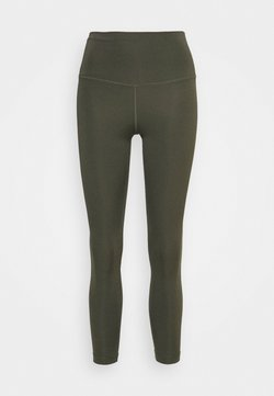 Nike Performance - THE YOGA 7/8 - Leggings - cargo khaki/medium olive