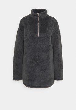 Nly by Nelly - TEDDY DRESS - Robe d'été - offblack