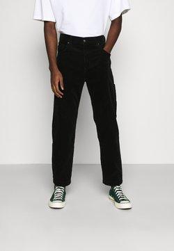 Kickers Classics - CARPENTER TROUSER - Pantalon classique - black