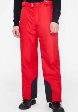 Finn Flare - Schneehose - red