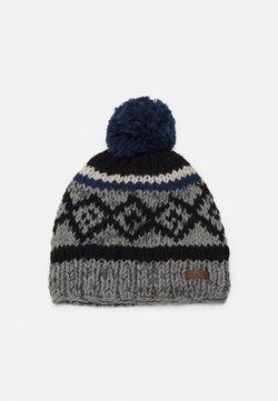 Barts - ISSAK BEANIE UNISEX - Bonnet - heather grey