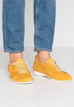 Jana - Chaussures à lacets - saffron