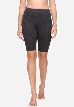Bellivalini - Shorts - dark grey melange