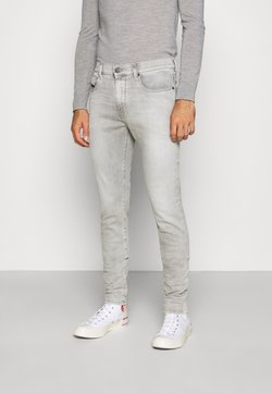 Diesel - D-STRUKT - Slim fit jeans - dirty white