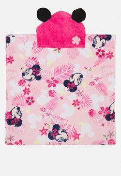 OVS - BABY GIRL PONCHOMINNIE - Badetuch - hot pink