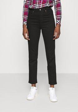 Wrangler - Slim fit jeans - black