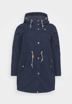 Ragwear Plus - CANNY - Parka - navy