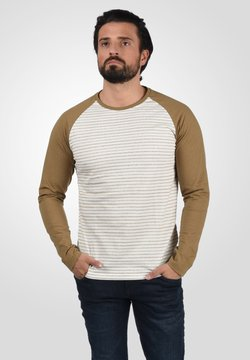 Solid - Langarmshirt - ermine