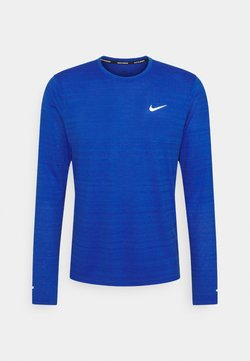 Nike Performance - MILER - Funktionsshirt - game royal/silver