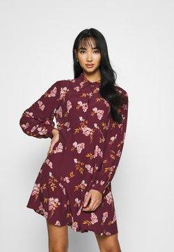 Vero Moda - VMRIBINA SHORT DRESS  - Vestido camisero - ribina
