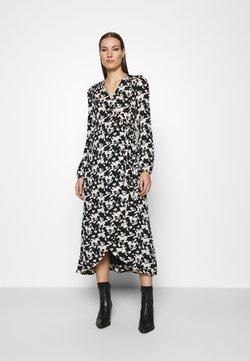 Fabienne Chapot - NATASJA DRESS - Maxiklänning - black/warm white