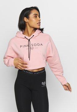 Pink Soda - PRIMROSE HOODIE - Huppari - soft pink