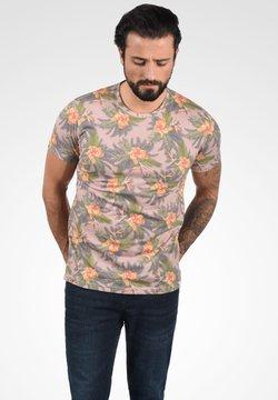 Solid - FAIK - T-Shirt print - mahog. rose