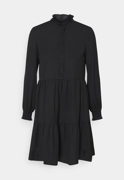 Pieces Petite - PCLULLA DRESS - Blousejurk - black