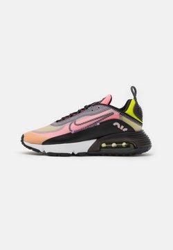 Nike Sportswear - AIR MAX 2090 - Sneaker low - champagne/black/sunset pulse/cyber