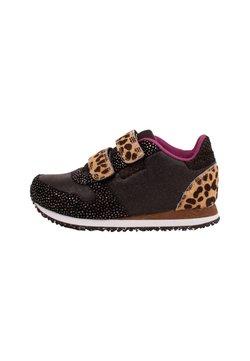 Woden - MISCHA SNEAK  - Sneakers laag - black