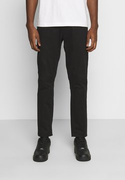 Tommy Jeans - SCANTON PANT - Chinot - black