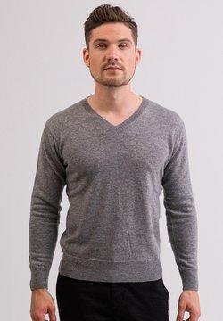 CASH-MERE - Pullover - hartzinn