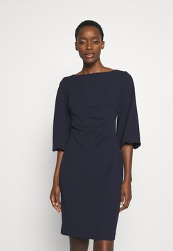 Lauren Ralph Lauren - LUXE DRESS - Vestido ligero - lighthouse navy