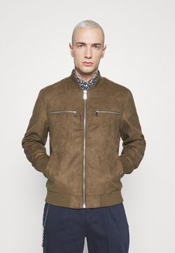 Redefined Rebel - RRRAFAEL JACKET - Giacca in similpelle - dark brown