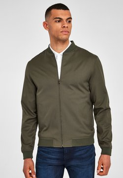 Next - Giubbotto Bomber - green