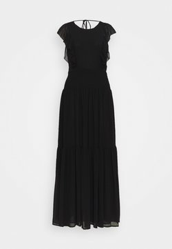 MICHAEL Michael Kors - PICOT RUFFLE TIER - Occasion wear - black