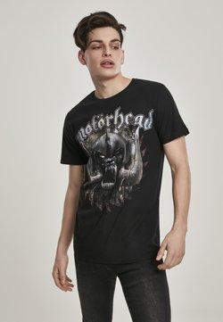 Mister Tee - MOTÖRHEAD SAW - T-Shirt print - black
