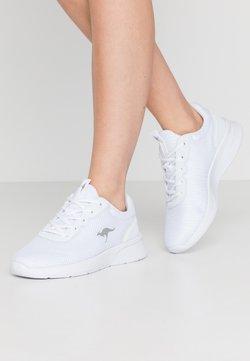 KangaROOS - KF-A DEAL - Sneakers laag - white