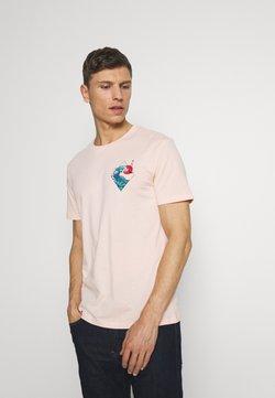 Pier One - T-shirt imprimé - pink