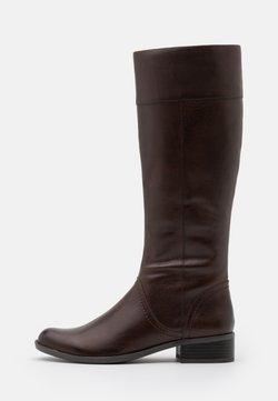 Caprice - BOOTS - Stiefel - dark brown