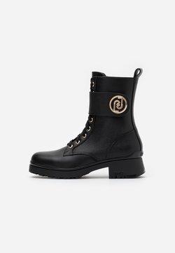 Liu Jo Jeans - NEW NANCY  - Schnürstiefelette - black