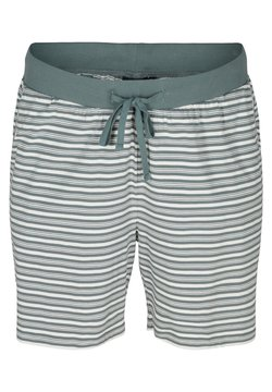 Zizzi - Shorts - balsam green w egret