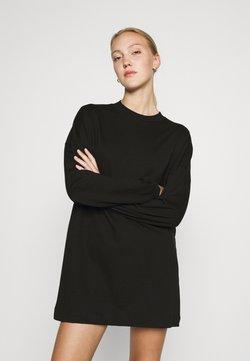 Nly by Nelly - BASIC LONG - Korte jurk - black