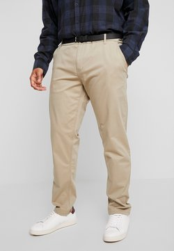 Jack´s Sportswear - STRETCH WITH BELT - Chinot - sand
