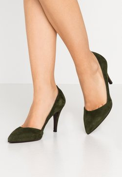 Alberto Zago - High Heel Pumps - verde
