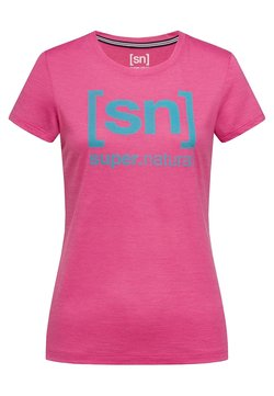 super.natural - W ESSENTIAL  - T-Shirt print - pink