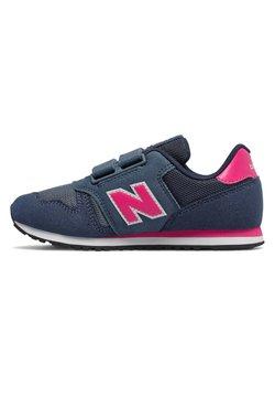 New Balance - Sneaker low - stone blue/exuberant pink