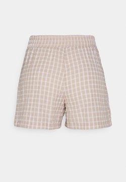 Noisy May Petite - NMBELLA - Shorts - crystal gray