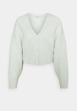Gina Tricot - TILLY CARDIGAN - Cardigan - blue flower