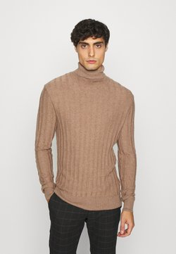Pier One - Pullover - mottled beige