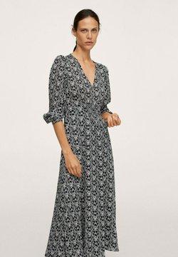 Mango - JAPAN - Sukienka letnia - svart