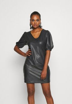 ONLY - ONLRACHEL PUFF DRESS  - Robe de soirée - black