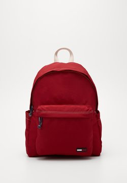 Tommy Jeans - TJM CAMPUS  BACKPACK - Reppu - red