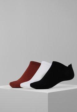 Marc O'Polo - SNEAKER 3 PACK  - Socken - rot