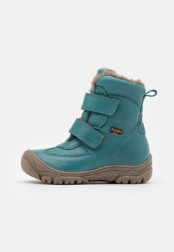 Froddo - LINZ TEX MEDIUM FIT UNISEX - Snowboots  - petroleum