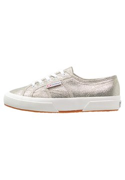 Superga - LAMEW - Sneaker low - platinum